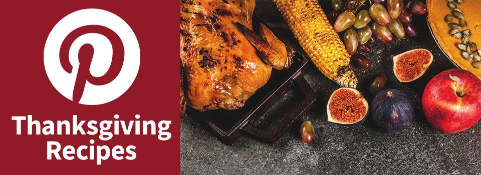 Thanksgiving Pinterest Recipes