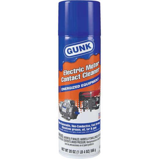 Gunk Electrical 20 Oz. Aerosol Electronic Parts Cleaner