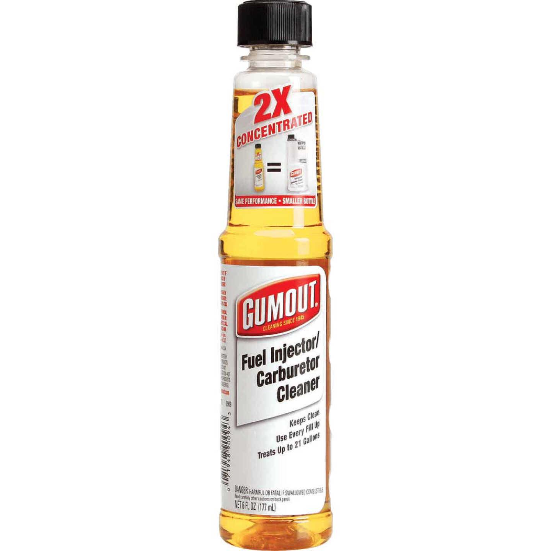 Gumout 6 Oz. Liquid Carburetor Cleaner Image 1
