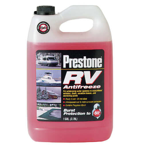 Prestone Gallon -100 Deg F RV and Marine Antifreeze