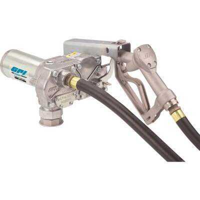 GPI 12V DC, 15 GPM Manual Fuel Transfer Pump