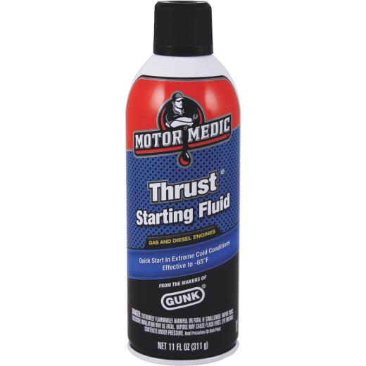 MotorMedic 11 Oz. Thrust Starting Fluid