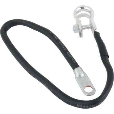 Road Power 19 In. 4 Gauge Top Post Battery Cable
