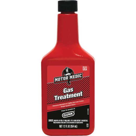 MotorMedic 12 Fl. Oz. Gas Treatment