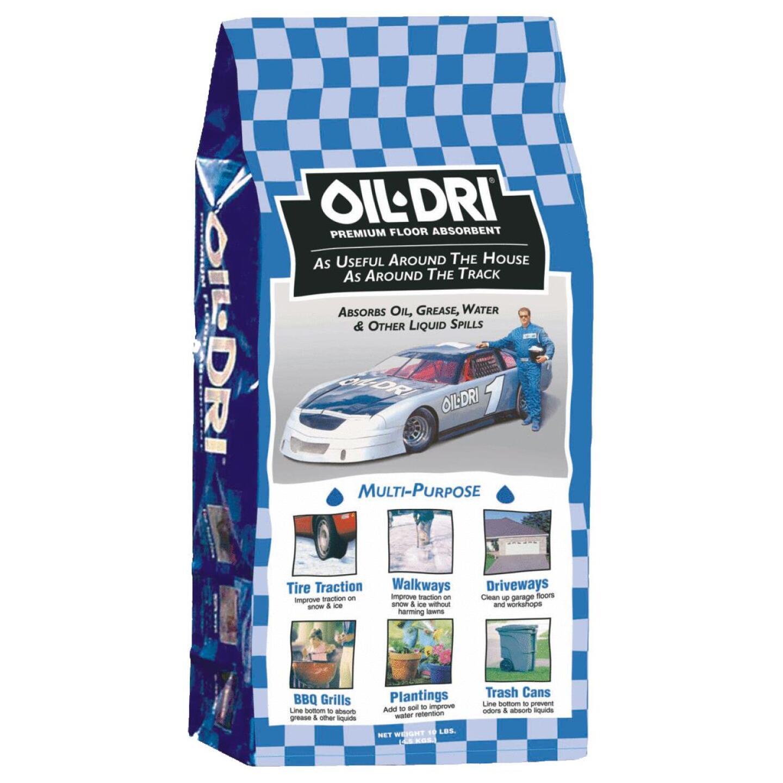Oil Dri 8 Lb. Multi-Purpose Oil Absorbent Image 1
