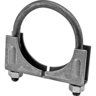 "Victor Saddle 2-1/2"" 13-gauge Steel Muffler Clamp"