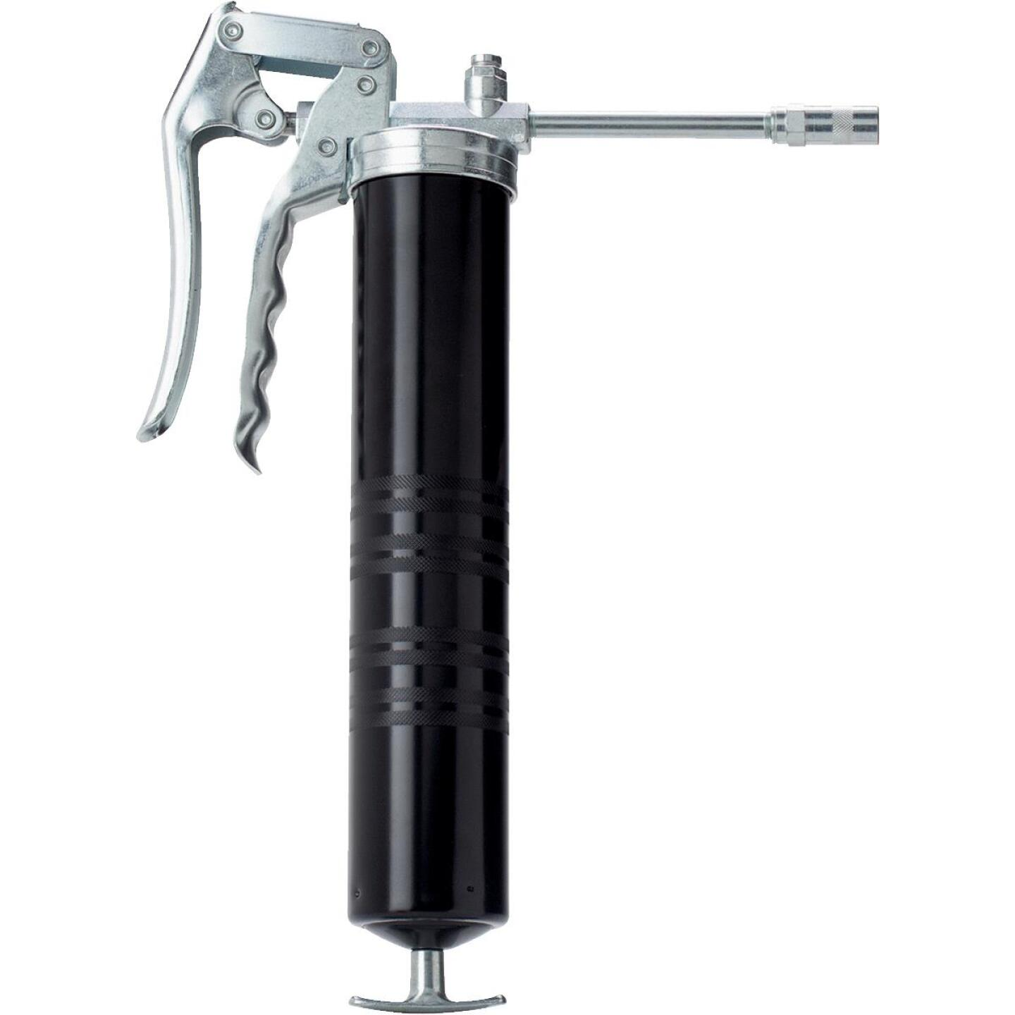 Plews LubriMatic 14 Oz. 5000 psi Pistol Grease Gun Image 1