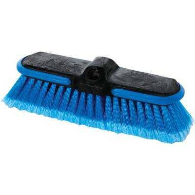Carrand Synthetic 10 In. Blue Replacement Wash Brush Head