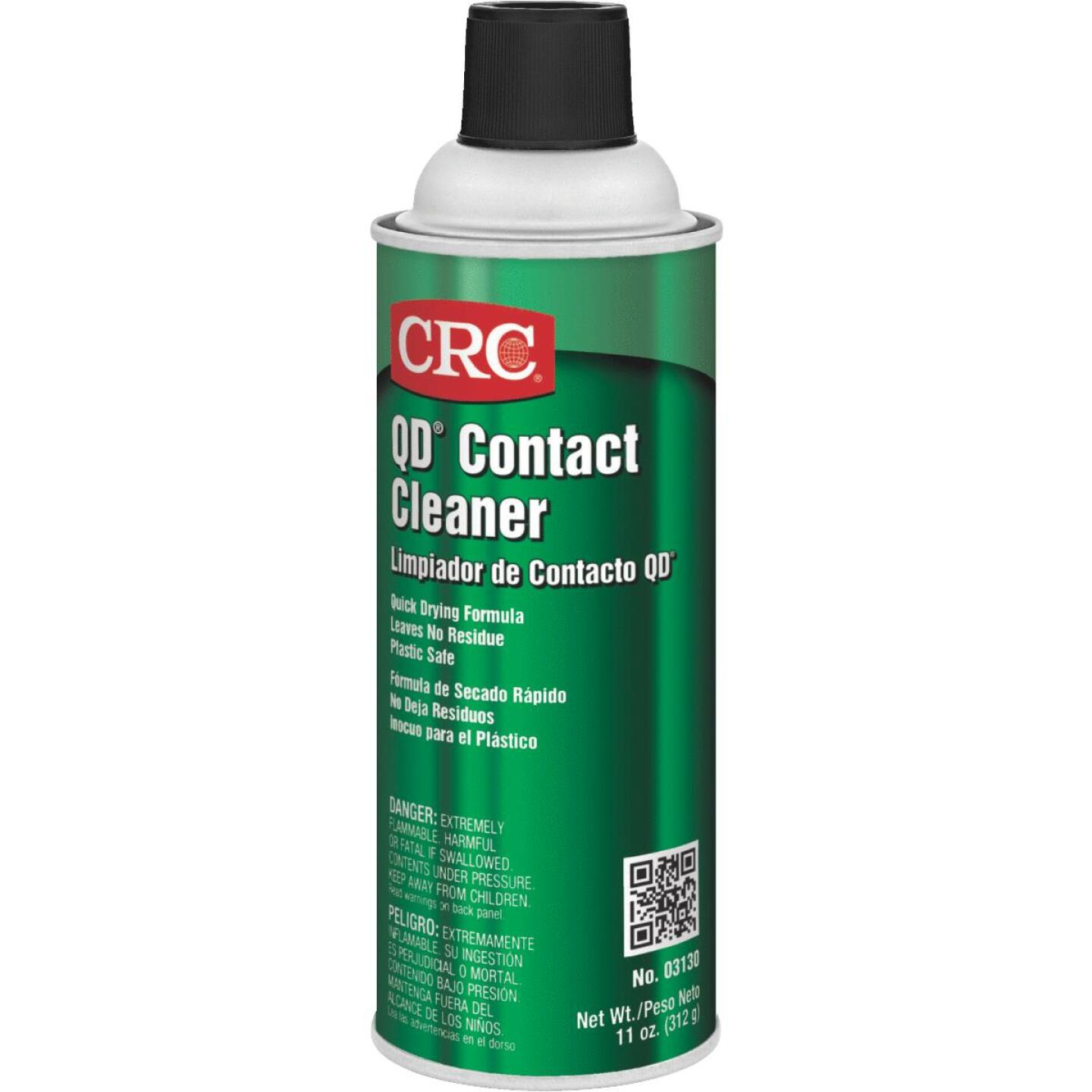 Crc Qd Industrial 11 Oz. Aerosol Electronic Parts Cleaner Image 1