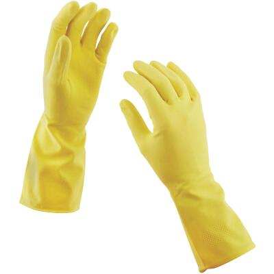 Soft Scrub XL Latex Rubber Glove (2-Pack)
