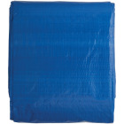 Do it Best Blue Woven 12 Ft. x 14 Ft. Medium Duty Poly Tarp Image 2