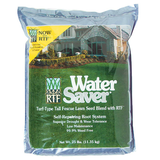 Water Saver 25 Lb. 2500 Sq. Ft. Coverage Tall Fescue Grass Seed