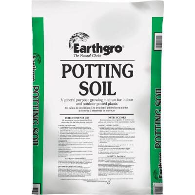 Earthgro 10 Qt. 18-1/2 Lb. All Purpose Indoor & Outdoor Plants Potting Soil