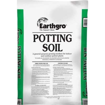 Earthgro 10 Qt. 18-1/2 Lb. All Purpose Indoor & Outdoor Plants Potting Soil