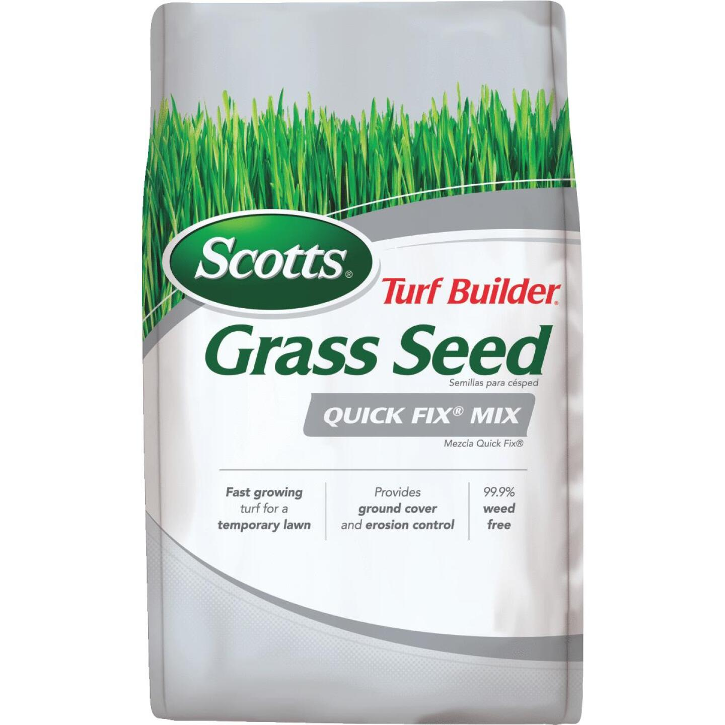 Scotts Turf Builder 3 Lb. 750 Sq. Ft. Coverage Blend Grass Patch & Repair Image 1