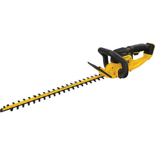 DeWalt 20V MAX 22 In. Lithium Ion Cordless Hedge Trimmer (Bare Tool)