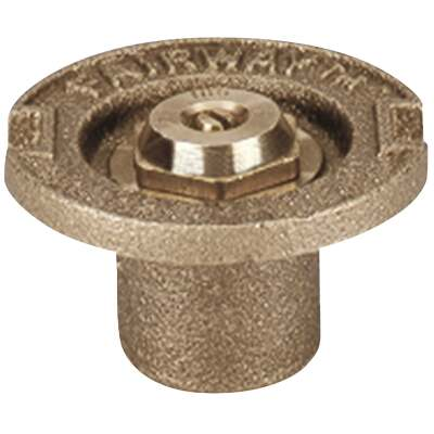 Champion Half Circle 1/2 In. FPT Brass Flush Head Sprinkler