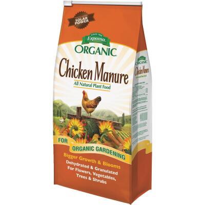 Espoma 3-3/4 Lb. Organic Chicken Manure