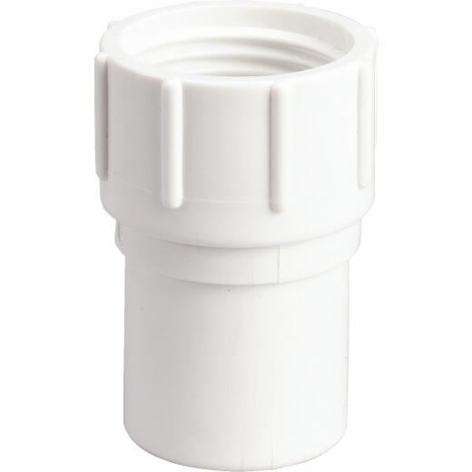 Orbit 3/4 In. FHT x 1/2 In. Slip PVC Hose Adapter