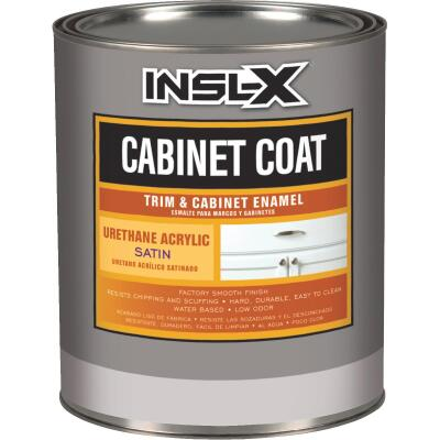 Insl-X 1 Qt. White Satin Cabinet Coating