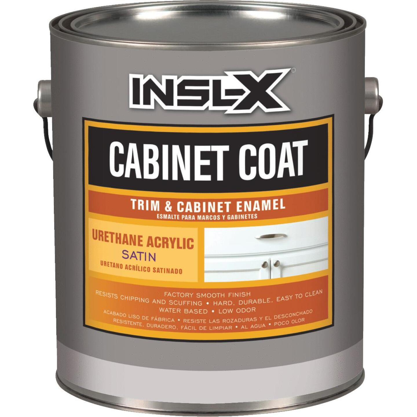 Insl-X 1 Gal. Tint Base 1 Satin Cabinet Coating Image 1