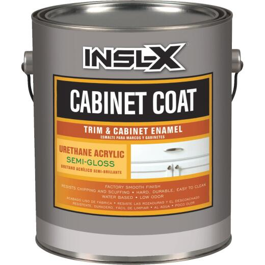 Insl-X 1 Gal. Tint Base 2 Semi-Gloss Cabinet Coating