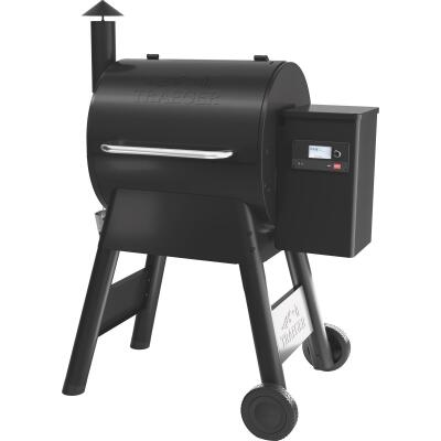 Traeger Pro 575 Black 36,000 BTU 572 Sq. In. Wood Pellet Grill